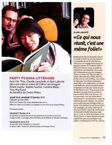 PARTY PYJAMA LITTÉRAIRE Spécila lecture-5